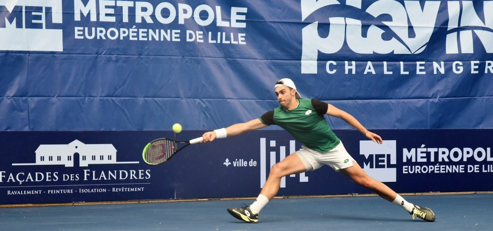 tennis Play-in Lille Covid