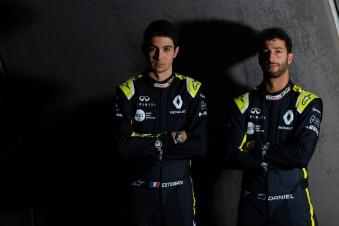 Ocon:Ricciardo